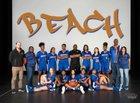 Rainier Beach Vikings Girls Varsity Basketball Winter 17-18 team photo.