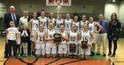 Averill Park Warriors Girls Varsity Basketball Winter 17-18 team photo.