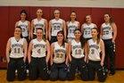 Argyle Scots Girls Varsity Basketball Winter 17-18 team photo.