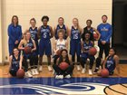 Star City Bulldogs Girls Varsity Basketball Winter 17-18 team photo.