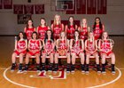 South Fulton Red Devils Girls Varsity Basketball Winter 17-18 team photo.