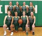 Sheldon Irish Girls Varsity Basketball Winter 17-18 team photo.