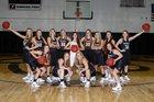 Marshall Bobcats Girls Varsity Basketball Winter 17-18 team photo.