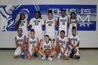 Interlachen Rams Girls Varsity Basketball Winter 17-18 team photo.