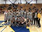 Mira Mesa Marauders Girls Varsity Basketball Winter 17-18 team photo.