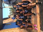 Fayetteville Christian Warriors Girls Varsity Basketball Winter 17-18 team photo.