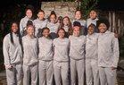 St. Mary's Rams Girls Varsity Basketball Winter 17-18 team photo.