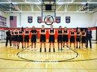 Cambridge Indians Girls Varsity Basketball Winter 17-18 team photo.