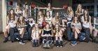 Wasatch Wasps Girls Varsity Basketball Winter 17-18 team photo.