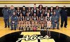 Lincoln Abes Girls Varsity Basketball Winter 17-18 team photo.
