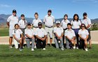 Taos Tigers Girls Varsity Golf Spring 16-17 team photo.