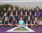Anacortes Seahawks Girls Varsity Soccer Fall 17-18 team photo.