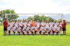 Grantsville Cowboys Girls Varsity Soccer Fall 17-18 team photo.