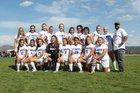 East Mountain Timberwolves Girls Varsity Soccer Fall 17-18 team photo.