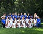 Bloomfield Bobcats Girls Varsity Soccer Fall 17-18 team photo.