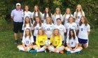 Franklin Central Purple Devils Girls Varsity Soccer Fall 17-18 team photo.