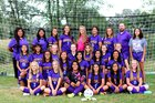 Kirtland Central Broncos Girls Varsity Soccer Fall 17-18 team photo.