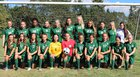 Charles Wright Tarriers Girls Varsity Soccer Fall 17-18 team photo.