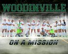 Woodinville Falcons Girls Varsity Soccer Fall 17-18 team photo.