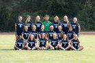 Cascade Christian Cougars Girls Varsity Soccer Fall 17-18 team photo.
