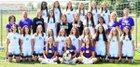 Brownsburg Bulldogs Girls Varsity Soccer Fall 17-18 team photo.