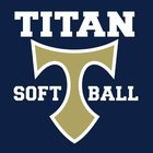 Hidden Valley Titans Girls JV Softball Spring 16-17 team photo.