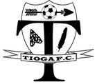 Tioga Indians Boys Varsity Soccer Winter 15-16 team photo.
