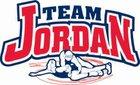 Jordan Falcons Boys Varsity Wrestling Winter 18-19 team photo.