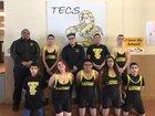 Tierra Encantada  Boys Varsity Wrestling Winter 18-19 team photo.