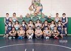 Rio Rancho Rams Boys Varsity Wrestling Winter 18-19 team photo.