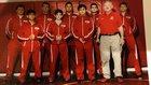 Seton Catholic Sentinels Boys Varsity Wrestling Winter 18-19 team photo.