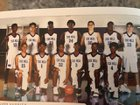 Cox Mill Chargers Boys JV Basketball Winter 18-19 team photo.