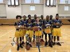 Benjamin Franklin Electrons Boys JV Basketball Winter 18-19 team photo.