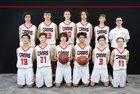 Camas Papermakers Boys JV Basketball Winter 18-19 team photo.