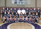 Carlsbad Lancers Boys JV Basketball Winter 18-19 team photo.