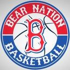 Buchanan Bears Boys JV Basketball Winter 18-19 team photo.