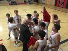 Etna Lions Boys JV Basketball Winter 18-19 team photo.