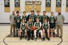 Westwood Baptist Academy Eagles Boys JV Basketball Winter 18-19 team photo.