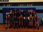 Union Pines Vikings Girls Varsity Basketball Winter 13-14 team photo.