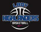 La Habra Highlanders Girls Varsity Basketball Winter 13-14 team photo.