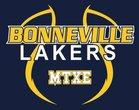 Bonneville Lakers Girls Varsity Basketball Winter 13-14 team photo.