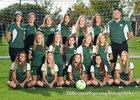 Hope Christian Huskies Girls JV Soccer Fall 18-19 team photo.
