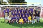 Puyallup Vikings Girls JV Soccer Fall 18-19 team photo.