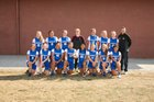 Ferndale Golden Eagles Girls JV Soccer Fall 18-19 team photo.