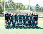 Los Alamos Hilltoppers Girls JV Soccer Fall 18-19 team photo.