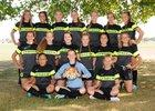 Lynden Lions Girls JV Soccer Fall 18-19 team photo.