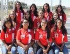 Rio Grande Ravens Girls JV Soccer Fall 18-19 team photo.