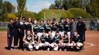 Delta Panthers Girls Varsity Softball Fall 18-19 team photo.