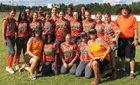 Rutland Hurricanes Girls Varsity Softball Fall 18-19 team photo.