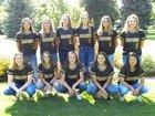 Arapahoe Warriors Girls Varsity Softball Fall 18-19 team photo.